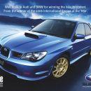 Zgodba bi se že lahko zaključila, ko se je vključil Subaru