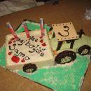 Torta za sinov r.d., 2007.