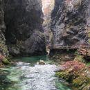 Bled vintgar (canyon)