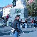 Ljubljana randes-vouz point, Preseren statute