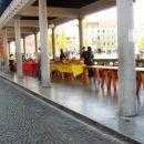 Part of Ljubljana open market