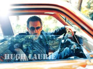 House MD/ Hugh Laurie - foto povečava