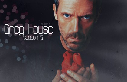 House MD/ Hugh Laurie - foto povečava