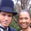 Salvador y Indira