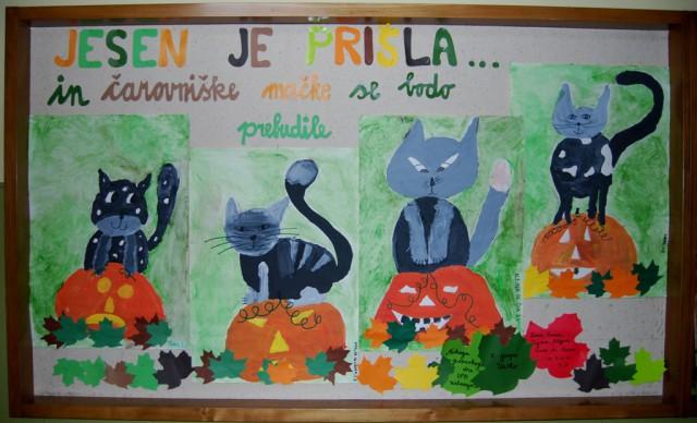 Čarovniške mačke (3. r.) - foto