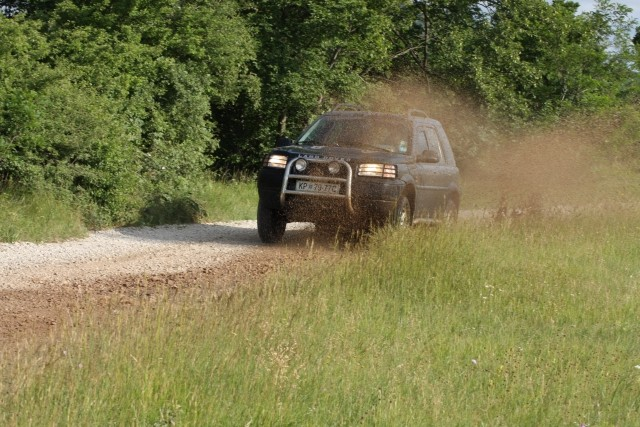 Najdu blato todi ko je vse suho :)
