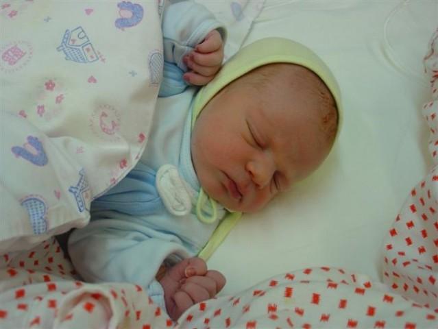Marko - porodnišnica - foto