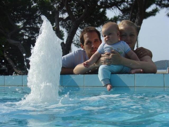 Marko morje Biograd 2008 - foto