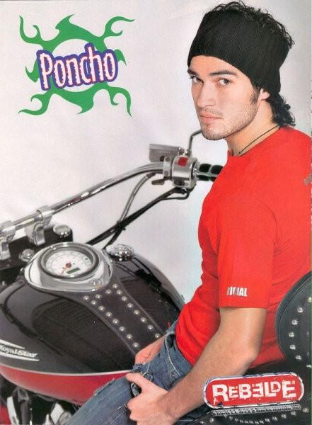 Poncho - foto