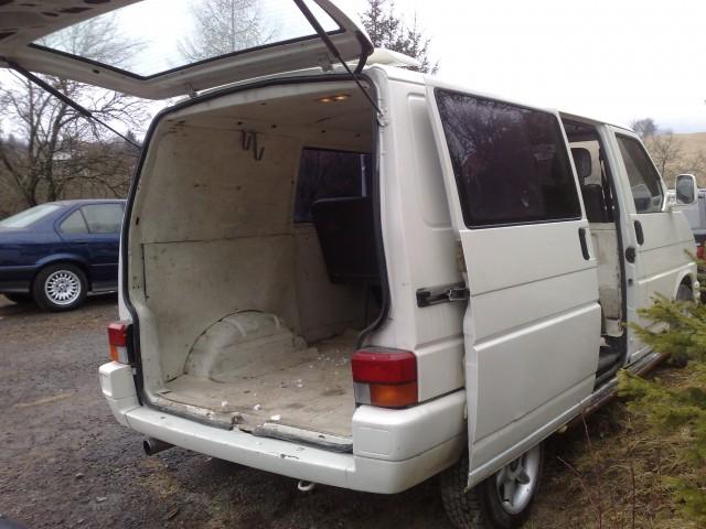 Transporter 1.9 td 1994 - foto