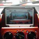 vgrajen 7-palčni lcd monitor