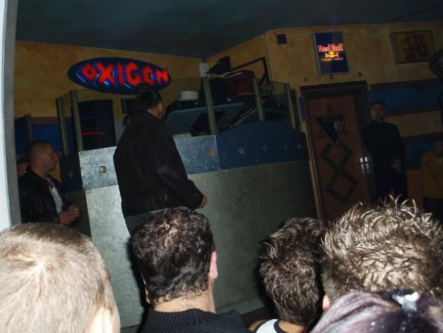 Gigi d`Agostino -- OXIGEN 30.10.2005 - foto