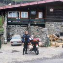 gorsko jezero Balea - najvišji prelaz v južnih Karpatih - Transfagarasen (Ro)