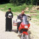 Honda pozira v  manastirea Inaltarea Domnulu (Sinaia - Ro)
