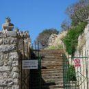 botanični vrt v Trstenu pri Dubrovniku