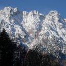 Izhodišče za opisano turo na Palec (2026m) je  mejni prehod  Ljubelj na Avstrijski strani