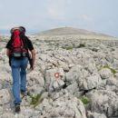 Sprehodili smo se na Sveti Vid (349m) - najvišji vrh na otoku Pagu.