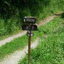 V Gorskem Kotorju je kar nekaj kolesarskih stez.