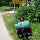 Tudi Kočiji (kolo s prtljago) je všeč magična besda - Šuma...