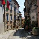 Grožnjan - mestece, ki neguje bogato umetniško tradicijo. Zelo priporočam obisk...
