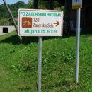 Hrvaško Zagorje je zelo razgiban gričevnat svet idealen za nabiranje kolesarske kondicije.