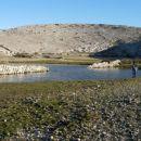 Jezera pod Obzovo.
