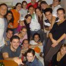 ...prisotni na sliki (zgoraj levo): Alejandro, Irene, Biljana, Jana, Davor, Jagoda, Magdal