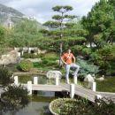 ...v japonskem vrtu...
