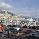 ...tretji dan nas je v Monacu pricakalo soncno in toplo vreme...