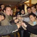 ...obisk najvecje vinske kleti v tem delu Francije...