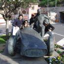 ...za volanom: Alex; mehaniki v boksu: Alberto, Alehandro in Lalo...