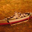 Bismarck 160 cm okrog leta 1980