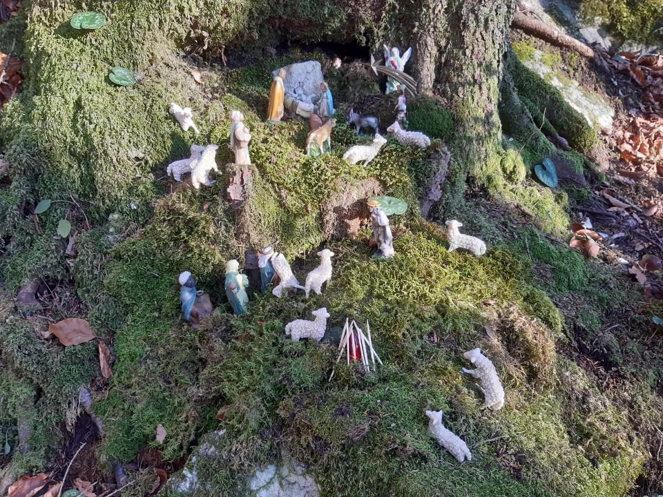 Jaslice na Šenturški gori 2019 - foto povečava