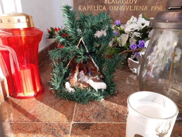 Jaslice na Šenturški gori 2019 - foto