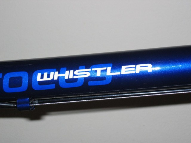 Whistler - foto