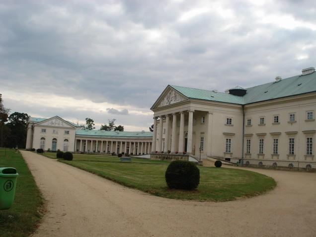 Krad Kačin; v njem je živela žena avstrijskega prestolonaslednika Ferdinanda.