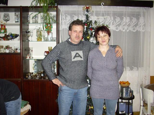 Mamina a ocko