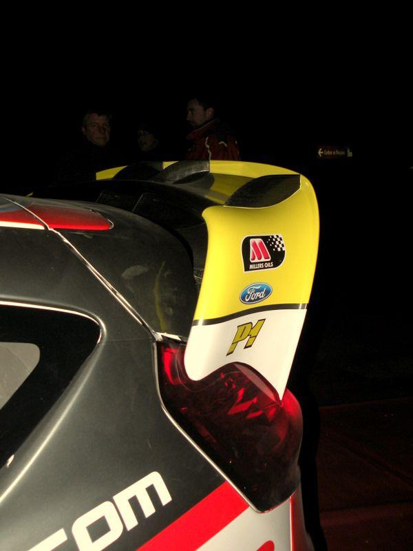 Testiranje WRC - foto povečava