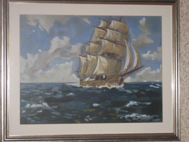 Slike (pasteli, olje) - foto
