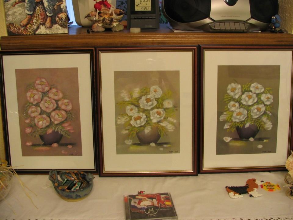 Slike (pasteli, olje) - foto povečava
