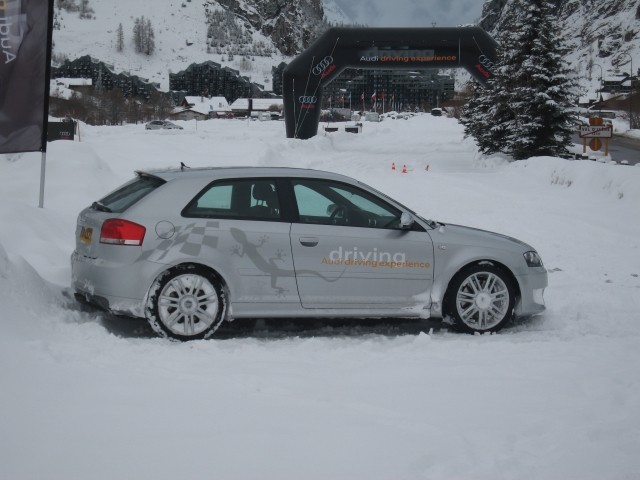Audi driving Experience - foto