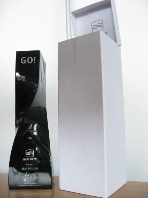 Nagradi Best dealer in Seat GO - foto