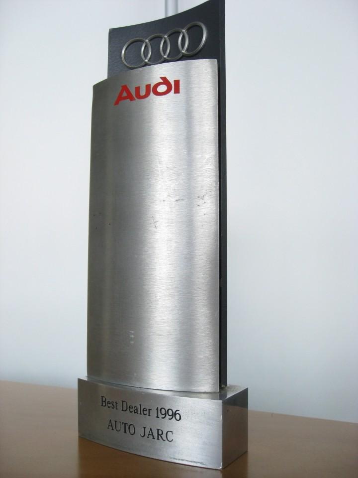 Nagradi Best dealer in Seat GO - foto povečava