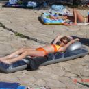 Jas na plaži na Hvaru