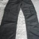 S.Oliver žametne hlače št.164