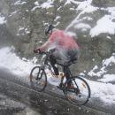 najnovejši model Sidi čevljev namenjenih za vožnjo v snegu