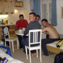 večerja v hotelu Edelweiss
