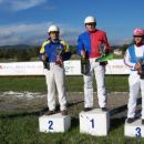 17.10.2004 Ljubljana 4.dirka_ZDKCS Zmagovalna trojica