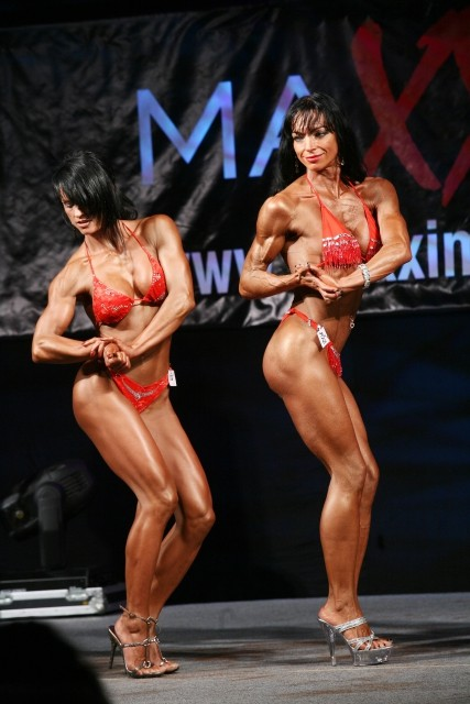 MISS FITNESS OF THE WORLD 2008 - foto
