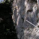 Vstop v plezalni del